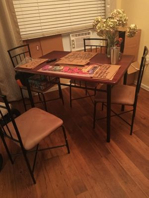 Kitchen table for chairs for Sale in Riverview, FL