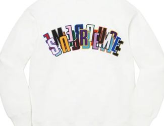 Supreme Stacked Crewneck XL for Sale in The Bronx,  NY