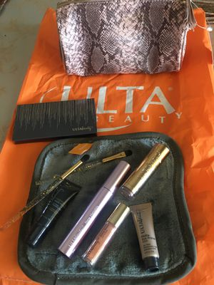 Ulta Beaty make up gift bag NWT for Sale in Pomona, CA