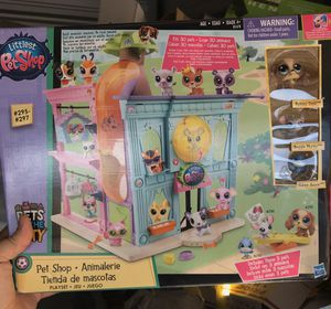 Littlest Pet Shop - pets in the city for Sale in Murfreesboro, TN