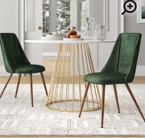 Camron Upholstered Side Chair (Set of 2) for Sale in Charlotte, NC
