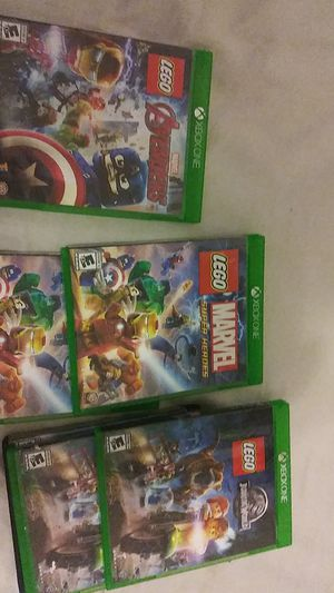 Xbox one lego games for Sale in Hayward, CA