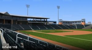 Texas Rangers at Kansas City Royals Spring Training for Sale in Kansas City, MO
