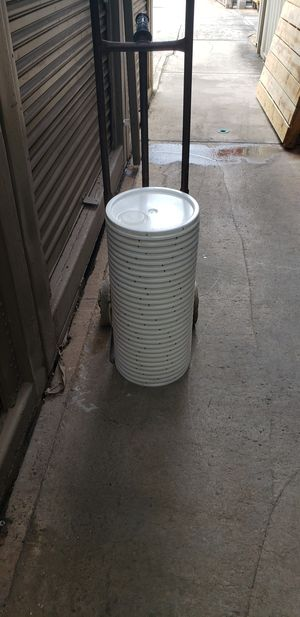 5 gallon bucket lids for Sale in Honolulu, HI