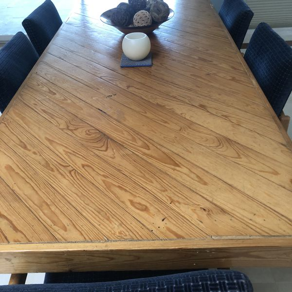 Dining room set sold as set only