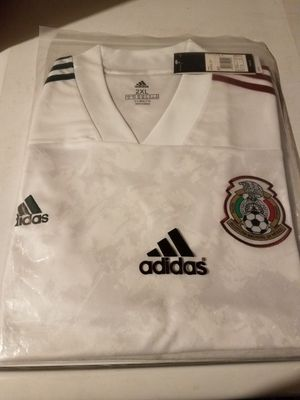 20/20 ADIDAS MEXICO AWAY JERSEY for Sale in Montebello, CA