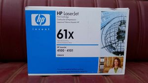 HP C8061X (61X) - BLACK Toner for LaserJet 4100 / for Sale in Lexington, KY