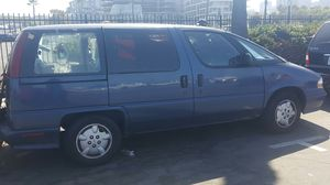 1996 Chevy Lumina minivan for Sale in San Diego, CA