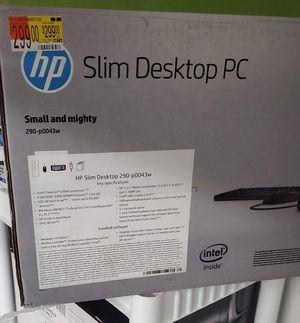 desktop computer for Sale in Katy, TX
