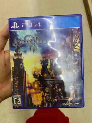 Kingdom Hearts 3 PS4 $20 new! for Sale in New Britain, CT