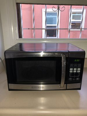 Black & Decker Microwave for Sale in Los Angeles, CA