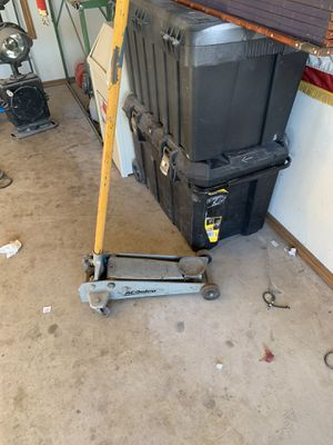 Floor jack, jack stands and dollies for Sale in Lawton, OK
