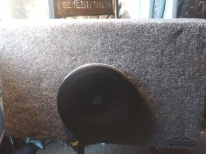 Jl audio pro wedge speakers and Kenwood amp for Sale in Los Angeles, CA