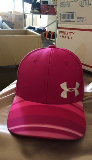 Under Armour Pink Hat for running, jogging, sports for Sale in Monterey Park, CA