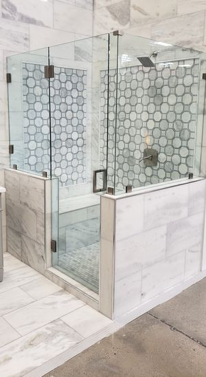 custom shower glass and enclosures for Sale in Tustin, CA