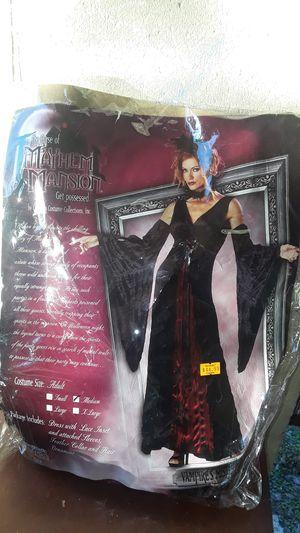 Vampire mistress costume for Sale in Orlando, FL