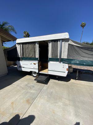 1999 Coleman Santa Fe Pop Up Camper for Sale in Santee, CA