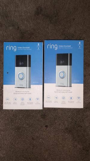 Ring Video Doorbell for Sale in NEW CARROLLTN, MD