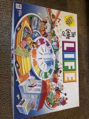 Life board game for Sale in North Olmsted, OH
