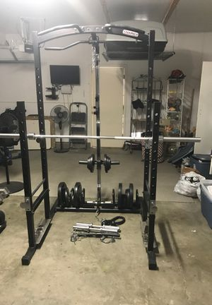 Weight set for Sale in Brentwood, CA