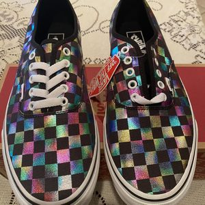 Vans Checkered Multicolor for Sale in Chino Hills, CA