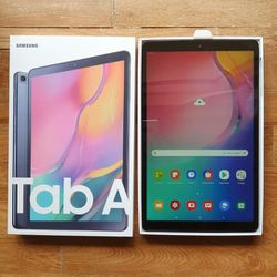 "NEW SAMSUNG GALAXY TAB A 10"" INCH 10.1"" TABLET WiFi + CELLULAR + CASE for Sale in Fresno,  CA"