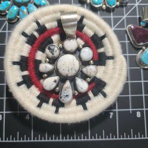 White Buffalo Pendant for Sale in Chandler, AZ