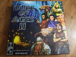 Duel of Ages 2 Board Game for Sale in Phoenix, AZ