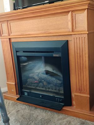 Electric fireplace for Sale in Boulder City, NV