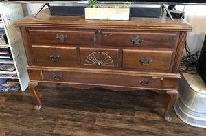 Antique cedar chest for Sale in Paso Robles, CA