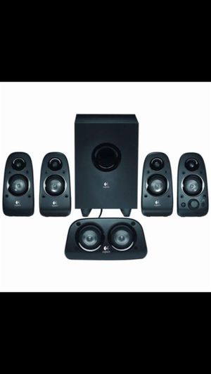 Logitech 7.1 Surround Sound System for Sale in Milwaukie, OR