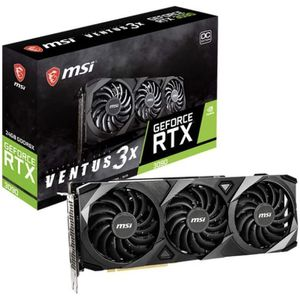 MSI NVIDIA Geforce RTX 3090 VENTUS 3X - Brand New - Sold Out for Sale in Mount Prospect, IL