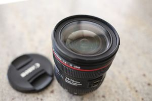 Canon EF 24-70 f/4L IS USM for Sale in McLean, VA