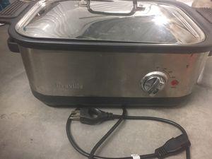 Breville slow cooker for Sale in Denver, CO