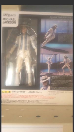 Michael Jackson Figurine for Sale in Riverside, CA