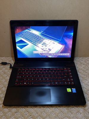 "Lenovo Y410p 14"", Multimedia Gaming Laptop, with optional storage and wifi upgrades for Sale in Kirkland, WA"