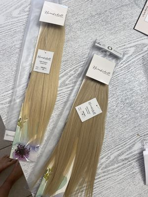 100% human hair tape in extensions for Sale in Las Vegas, NV
