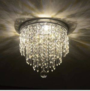 Modern Chandelier Crystal Ball Fixture Pendant Ceiling Lamp for Sale in San Fernando, CA