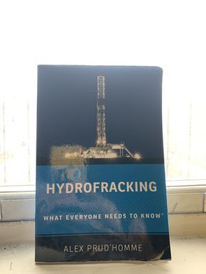 Hydrofracking: What Everyone Needs to Know for Sale in The Bronx, NY