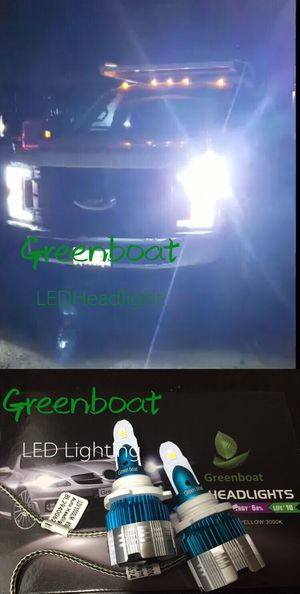 New Model LED Car Headlight Kits H1 H3 H4 H7 H10 H11 Available for Sale in Baldwin Park, CA