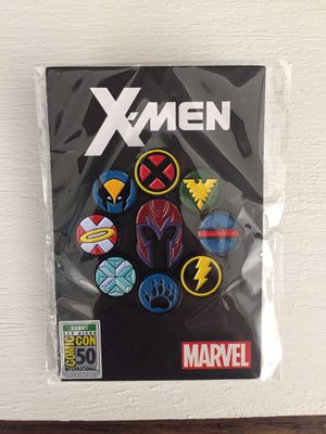 X-men pin SDCC debute 2019 for Sale in Chino Hills, CA