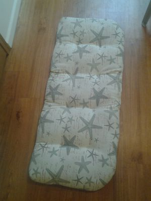 """Patio furniture/Outdoor """"love seat"""" cusion for Sale in Columbus, OH"""