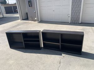 Two IKEA bookshelves for Sale in Azusa, CA