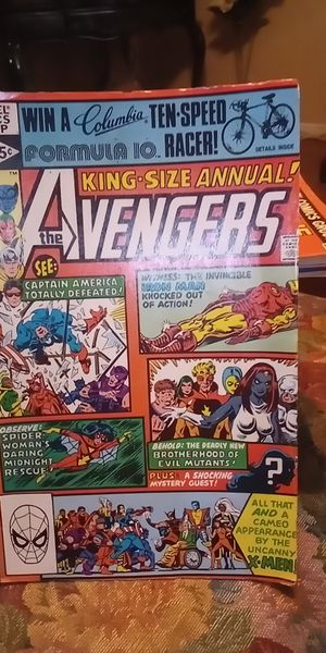 Marvel comics group for Sale in Fresno, CA