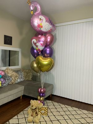 Balloons Bouquet for Sale in Tampa, FL
