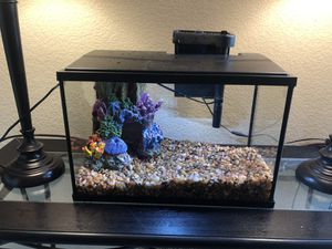 Topfin Fish Tank for Sale in Frisco, TX