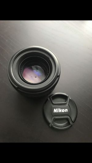 Nikon 50 mm 1.4 Prime lens with AutoFocus for Sale in Saint Charles, MO