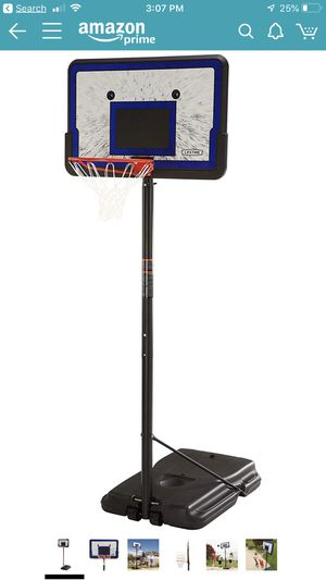 Basketball hoop for Sale in Roswell, GA