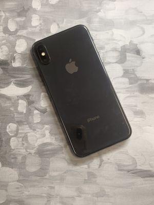 IPHONE X 64gb unlocked for Sale in Boston, MA
