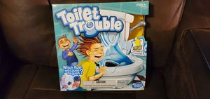 Toilet trouble board game for Sale in Round Rock, TX